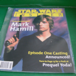 Star Wars Insider Magazine issue 34 Mark Hamill exclusive interview